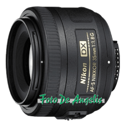 Nikon 35 F1,8 G AF-S DX