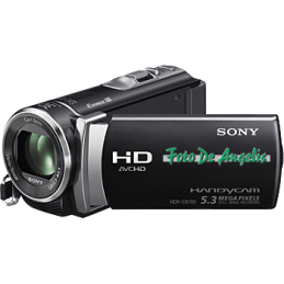 Sony HDR-CX190 black