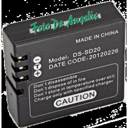 EYECAM Te Lion1000 batteria