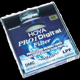 Hoya D62 filtro Protector...