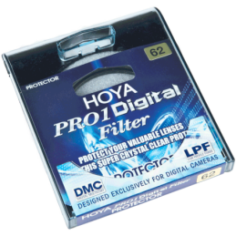 Hoya D67 filtro Protector...