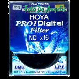 Hoya D62 filtro ND16 HMC...