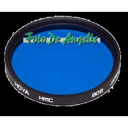 Hoya D72 filtro 80B blu HMC