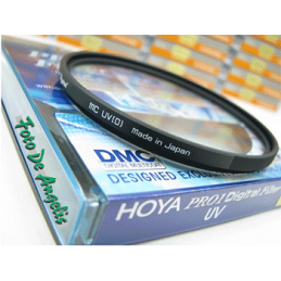 Hoya D77 filtro UV HMC Pro...