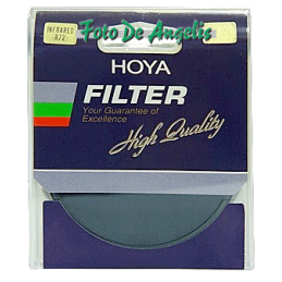 Hoya D72 filtro Infrared (R72)
