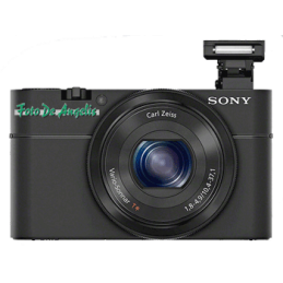 Sony DSC-RX100 black