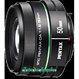 Pentax 50 F1,8 DA