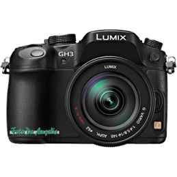 Panasonic GH3 black 14-140...