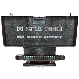 Metz SCA 380 PER Contax usato