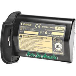 Canon LP E4N Battery pack