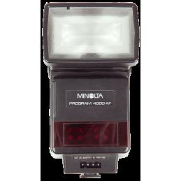 Minolta 4000 AF FLASH usato