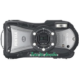 Pentax WG10 optio black