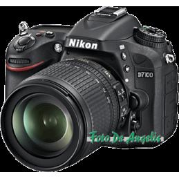 Nikon D7100 + 18-105...