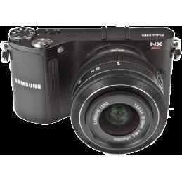 Samsung NX200 + 20-50...