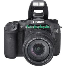 Canon Eos 7D + 18-135 IS F...