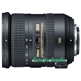 Nikon 18-200 F3,5-5,6 G...
