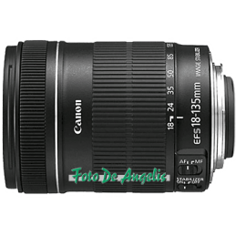 Canon 18-135 F 3,5-5,6 EFS IS