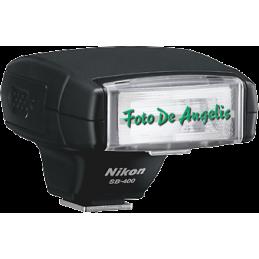 Nikon SB400 n.g.21