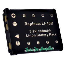 iBatt BPH-0194N per Olympus...