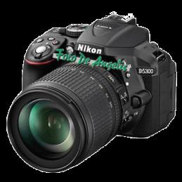 Nikon D5300 +18-105 VR + SD...