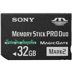 Sony MS PRO DUO 32 Gb