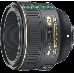 Nikon 58 F1,4 G AF-S