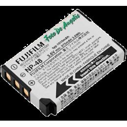 Fuji NP48 Li ion batteria XQ1