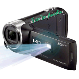 Sony HDR-PJ240 Video con...