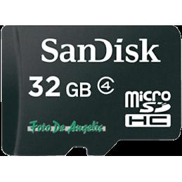 Sandisk MicroSDHC 32 Gb +...