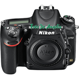 Nikon D750 + SD 32 Gb