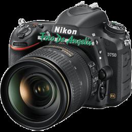 Nikon D750 + 24 -120 F4 VR...