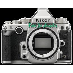 Nikon DF silver + SD 8 Gb...