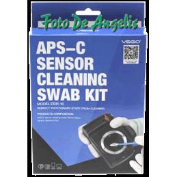 VSGO Swabs APS-C 10 pezzi