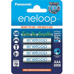 Panasonic  Eneloop Micro...