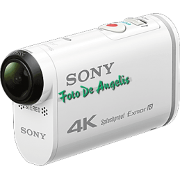 Sony FDR-X1000VR 4K action...