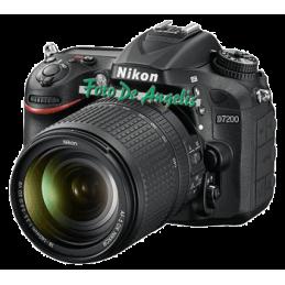 Nikon D7200 + 18-140...