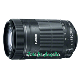 Canon 55-250 F4-5,6 EF-S IS...
