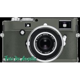 Leica M-P safari olive + 35...