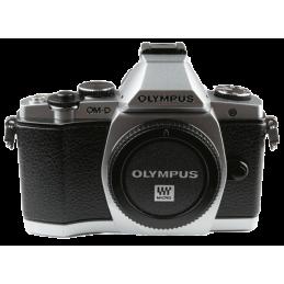 Olympus OM-D E-M5 silver...