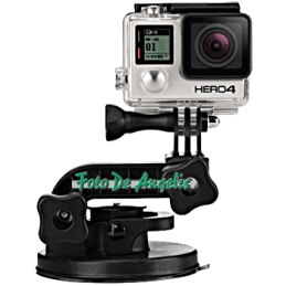 Gopro Suction Cup fissaggio...