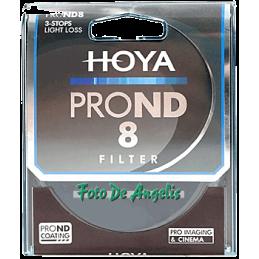 Hoya D62 filtro ND8 Pro 3...
