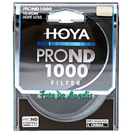Hoya D58 filtro ND1000 Pro...