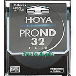 Hoya D62 filtro ND32 Pro 5...