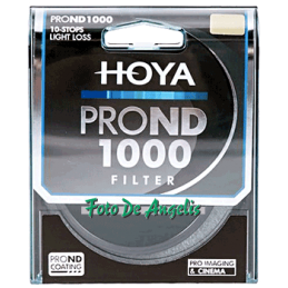 Hoya D62 filtro ND1000 Pro...