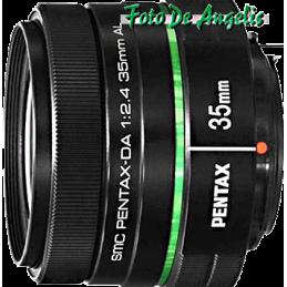 Pentax 35 F2,4 SMC DA AL