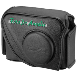 Soft leather case Canon...