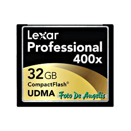 Lexar CF 400x PROFESSIONAL...