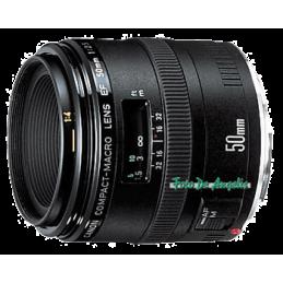 Canon 50 F2.5 EF MACRO