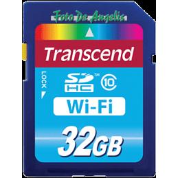 Transcend SDHC 32 Gb Class...
