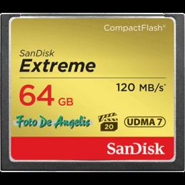 Sandisk CF 64 Gb EXTREME 800X